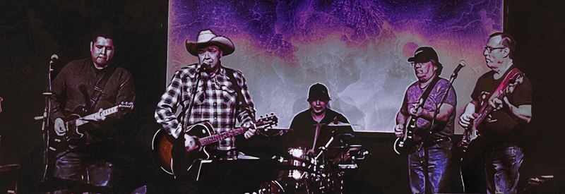 The Outlaws playing all evening, come enjoy the show. Aseneskak Casino
