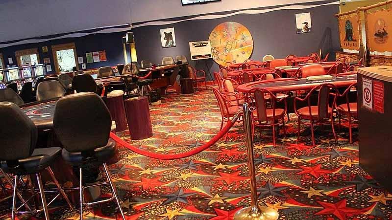 Aseneskak casino in Manitoba