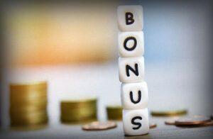 Bonus dice with coins